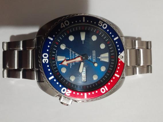 Relógio Seiko Srpa21k1 Prospex X Padi 200m Divers Srpa21