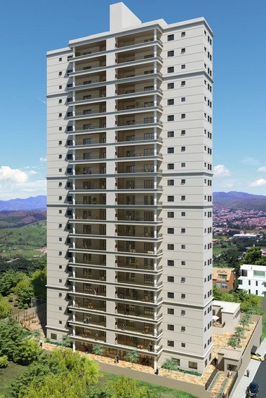 Apartamento Para Venda, 4 Dormitórios, Portal Das Colinas - Guaratinguetá - 1158