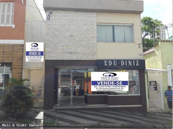 Comercial Para Venda Em Bragança Paulista, Centro - 851