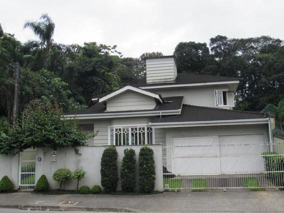 Casa No América Com 4 Quartos Para Venda, 320 M² - Lg3904