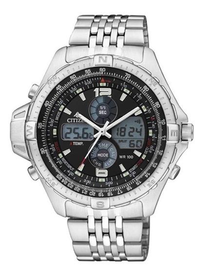 Relógio Citizen Js1041-59e Tz10093t Js-1040 Em 12x S/ Juro
