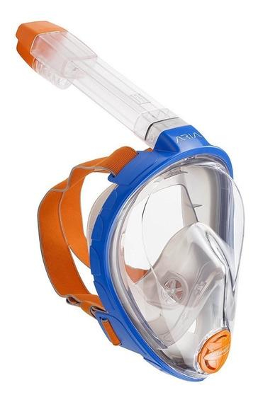 Máscara Aria Ocean Reef Snorkeling, Buceo Envío Gratis!