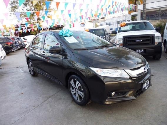 Honda City Ex 2016 Automatico