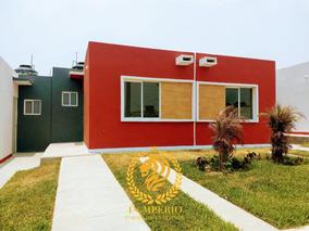 Casa Con Alberca En Veracruz
