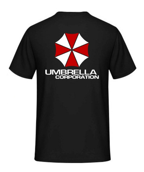 Remera Umbrella Resident Evil - Series - Games - Anime