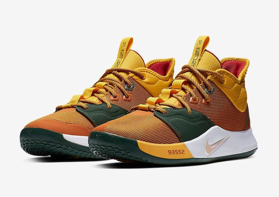 Nike Pg 3 All-star Acg Basquetbol Hombre Mayma Sneakers