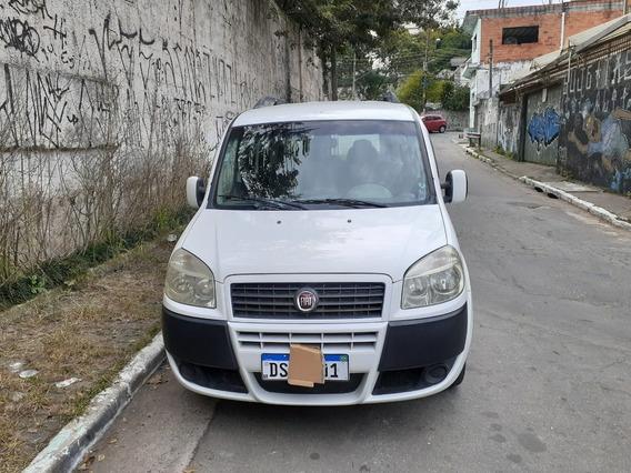 Fiat Doblo Hlx Completa 7 Lug 2011 Òtimo Estado $ 29990