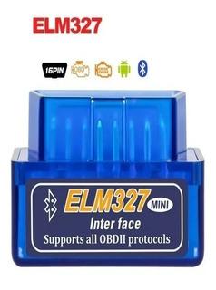 Scaner Automotor Bluetooth Scanner Elm327 Obd2 Multimarca