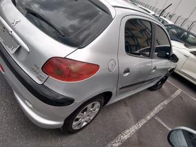 Peugeot 206 1.4 Sensation Flex 5p 2006