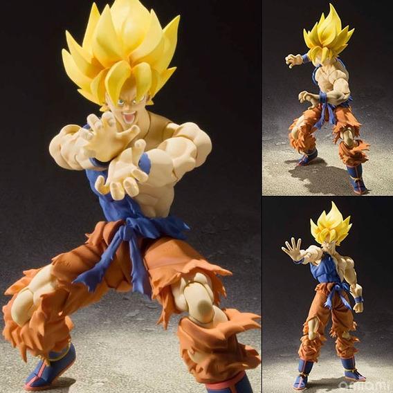 S.h Figuarts Goku Awekening,piccolo E Vegeta 12 X Frete Dado