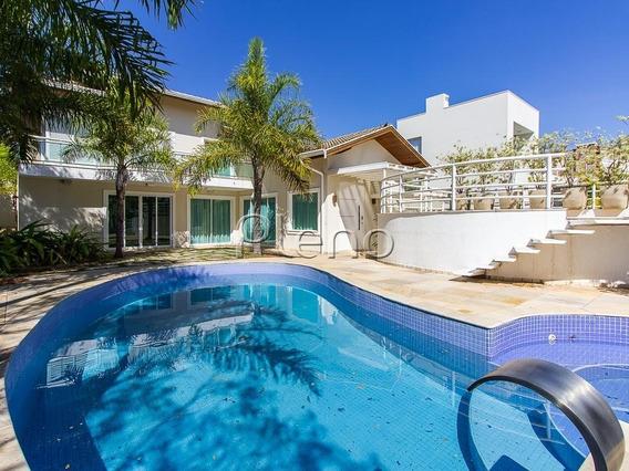 Casa Á Venda E Para Aluguel Em Loteamento Alphaville Campinas - Ca024845