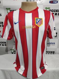 Camisa Atletico De Madrid Final Europa League 2012 Falcao 9