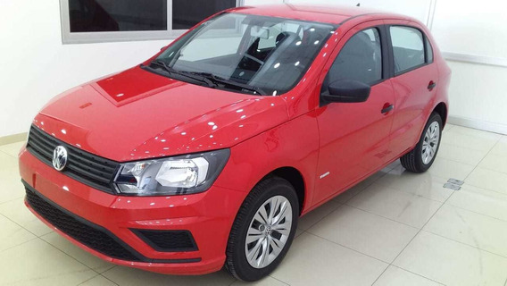 Volkswagen Gol Trend Trend 2020 5 Puertas Okm Retira Ya
