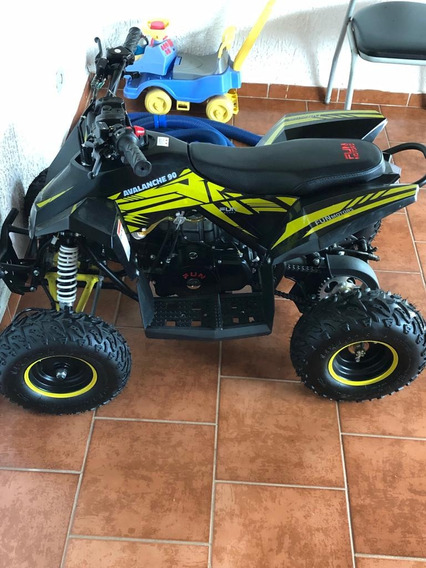 Quadriciclo Fun Motors Avalanche 90cc - 2019