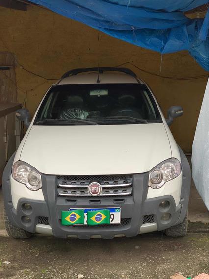 Fiat Palio Adventure 1.8 16v Flex 5p 2012