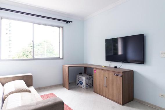 Apartamento Para Aluguel - Campo Belo, 1 Quarto, 45 - 892995980