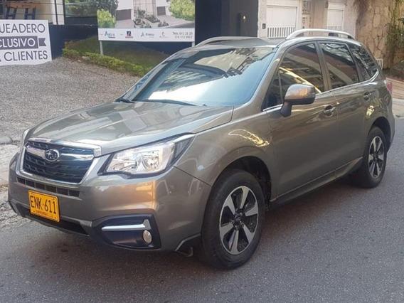 Subaru Forester 2.0 Cut Premium