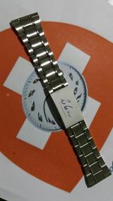 Pulseira 26mm De Aço Inox Antialérgico -relógios Masculinos