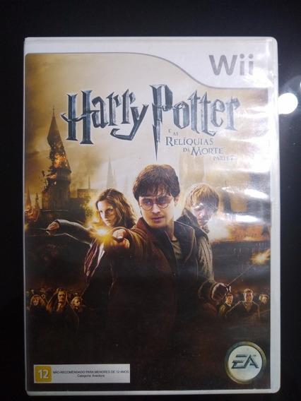 Jogo Harry Potter Nintendo Wii