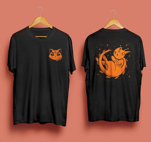 Camiseta Banda Incêndio (olhar Descrição)