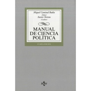 Manual De Ciencia Política Caminal Badia Nuevo Envió Gratis