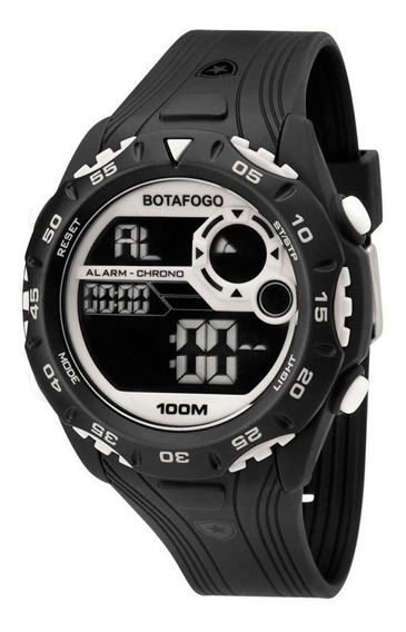 Relógio Technos Digital Botafogo Oficial Bot13602a/8p
