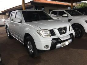Nissan Frontier 2.5 Xe Cab. Dupla 4x4 Nova