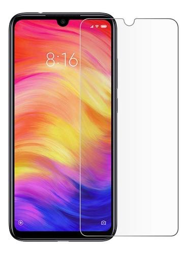 Imagen 1 de 1 de Lamina De Vidrio Templado Xiaomi Redmi Note 7 - Phone Store