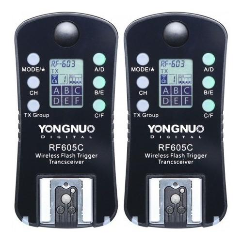 Rf 605 Par Radio Frecuencia Para Canon