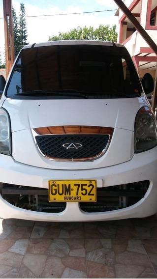 Chery Van 2012 4 Puertas Blanca