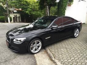 Bmw 750 I ( 2013/2014 ) Blindada Autostar Por R$ 326.999,99