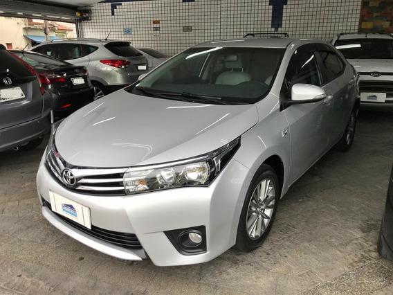 Toyota Corolla 2.0 Xei Flex Automático 2016