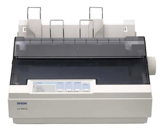 Impressora Epson Lx-300+ii - Matricial Nova Envio Imediato