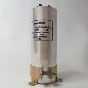 Capacitor Politel De 30uf 380vac Pot. Temperatura 25/85°c