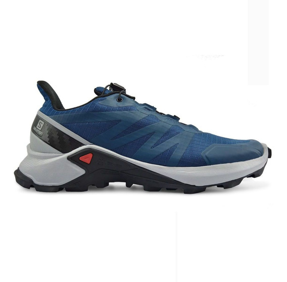 Tenis Salomon Supercross Trail Running Com Nota Fiscal