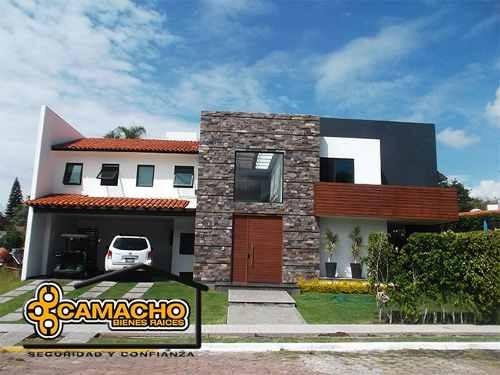 Venta De Casa En Atlixco, Puebla (opc-0101)