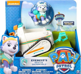 Brinquedo Patrulha Canina Everest Rescue Pronta Entrega C703