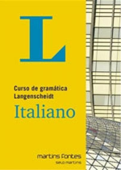 Curso De Gramatica Langenscheidt - Italiano