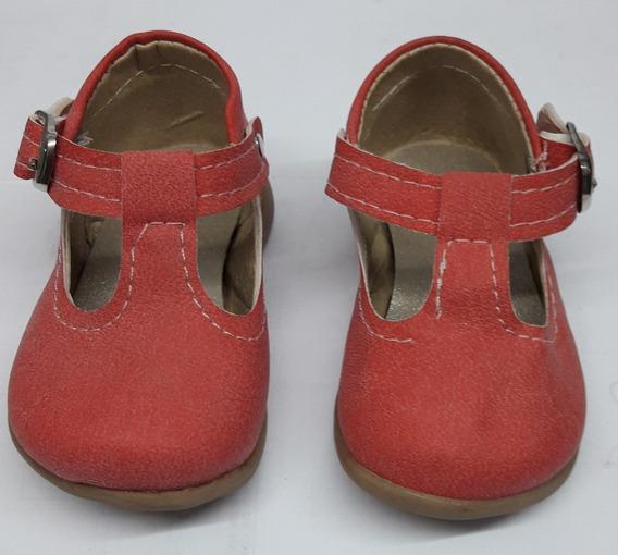 Zapatos Guillerminas Coral Bebas - Cari Bambini