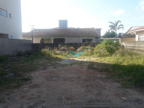 Imagem 1 de 5 de Terreno À Venda, 304 M² Por R$ 350.000,00 - Ingleses - Florianópolis/sc - Te0038