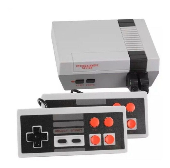 Consola De Jogos Retro 620 Built-in Mini Classic Nes Jogos