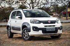 Fiat Uno Way 2018 Contado $165000 Anticipo Y Cuotas