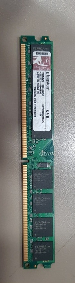 Memoria Ram Ddr2 Kingston 2g Kvr800. Usada.
