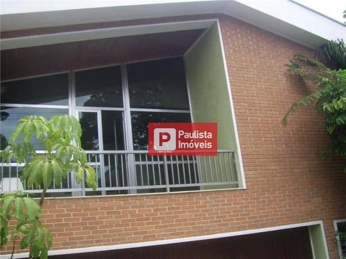 Casa Residencial À Venda, Campo Belo, São Paulo. - Ca0991
