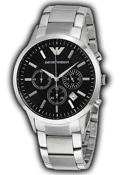 Reloj Emporio Armani Classic Chronograph Ar2434 For The Bold