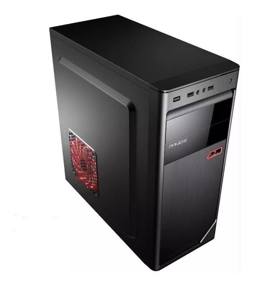 Pc Gamer Intel Core G5400 + H310m + 4gb + 1tb + Monitor 19