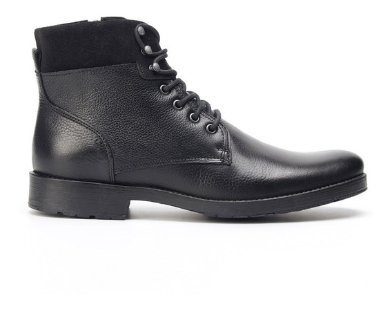 Borcegos Cuero Eritz Stork Man - Enzo Shoes