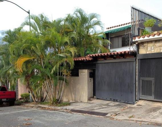 Casas Clnas De Los Ruices Gabriela Paz Mls #21-628