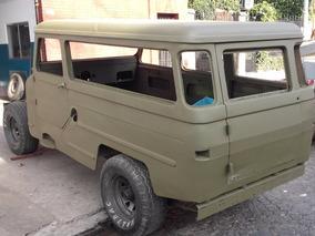 Jeep Ika 4x4 Largo Carrozado