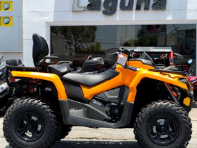 Can Am Outlander Max 450 L. 2018